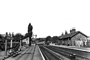 Wormald Green Station